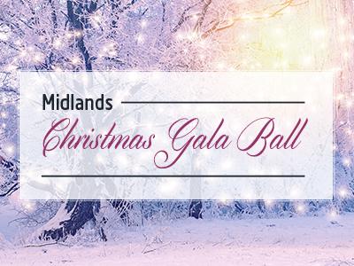 MIdlands Christmas Gala Ball 2021