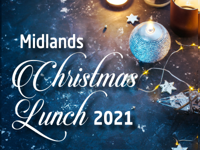 Midlands Christmas Lunch 2021
