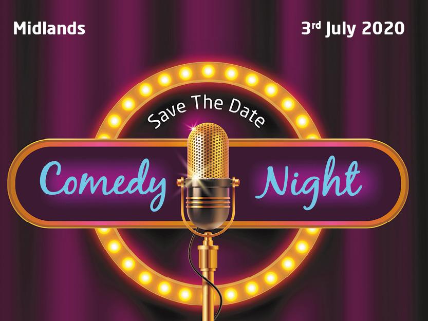 Midlands Comedy Night 2020