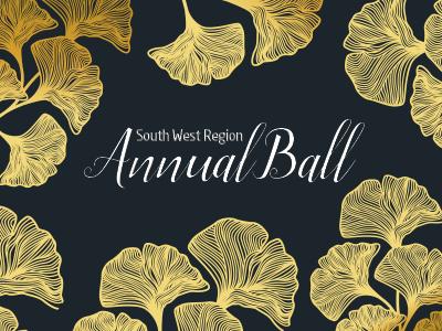 South West Region Annual Ball 2021