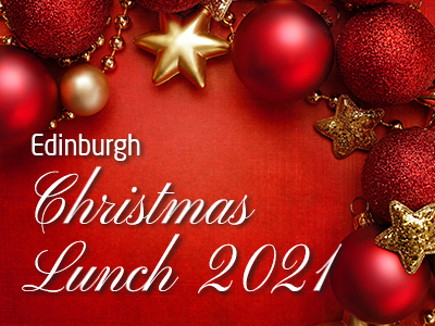 Edinburgh Christmas Lunch 2021