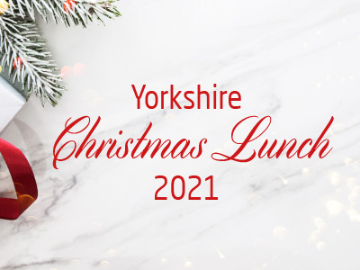 Yorkshire Christmas Lunch 2021